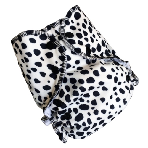 amp cloth diaper - SPOTTY