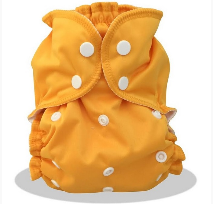 applecheeks one size cloth diaper cover - Dont worry