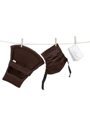 beco soleil baby carrier - expresso- 2
