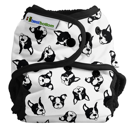 best bottom cloth diaper cover - Woof