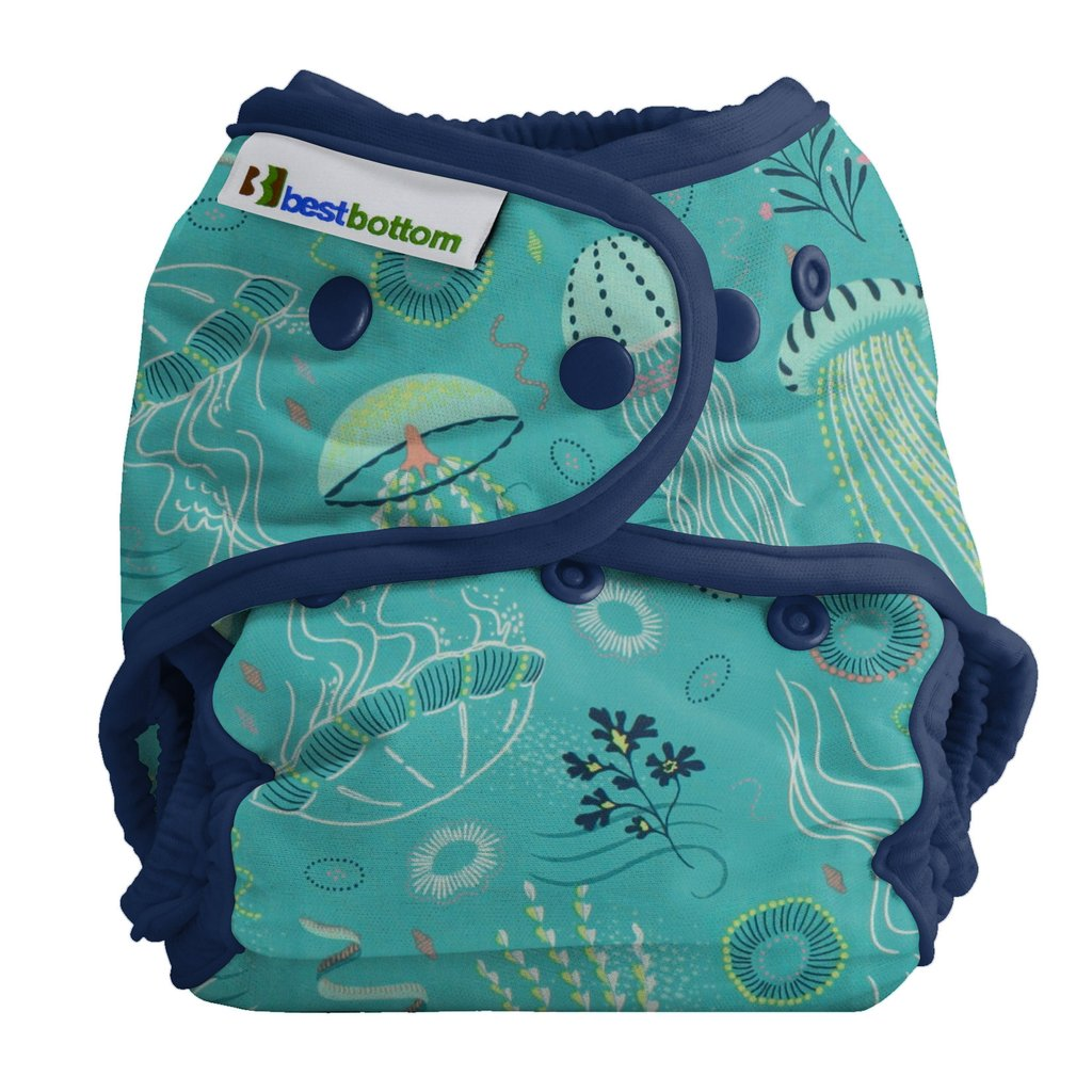 best bottom cloth diaper cover -  Jelly Jubilee