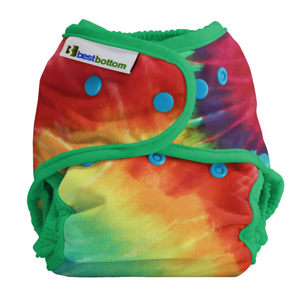 best bottom cloth diaper cover -   Totally Tie Dye
