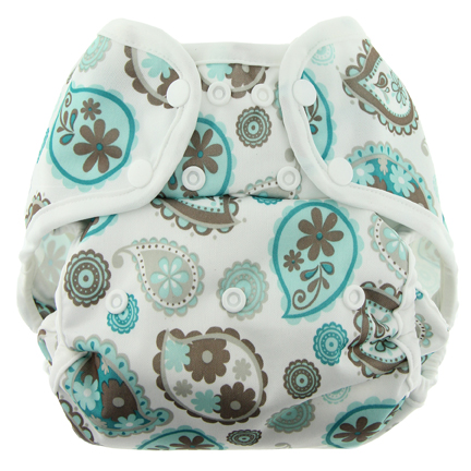blueberry coveralls diaper cover - Paisley
