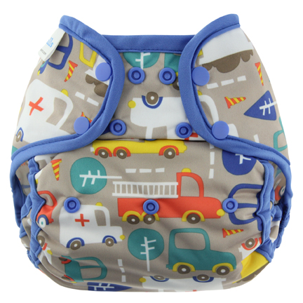 blueberry coveralls diaper cover - Traffic