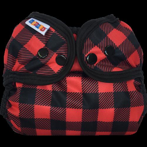 bummis simply lite diaper cover - Lumberjack