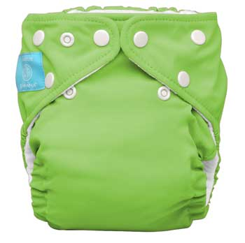 charlie banana one size cloth diaper - shanghai green
