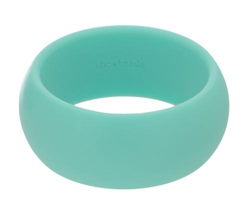 chewbeads - charles teething bracelet - Turquoise