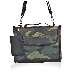 diaper dude diaper changing station - camo