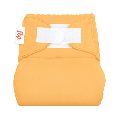 flip one size cover velcro - Clementine