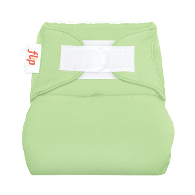 flip one size cover velcro - grasshopper
