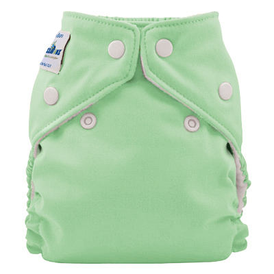 fuzzibunz one size elite diaper - Dragonfly