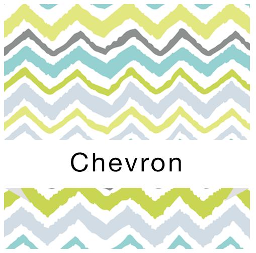fuzzibunz hanging diaper pail - CHEVRON