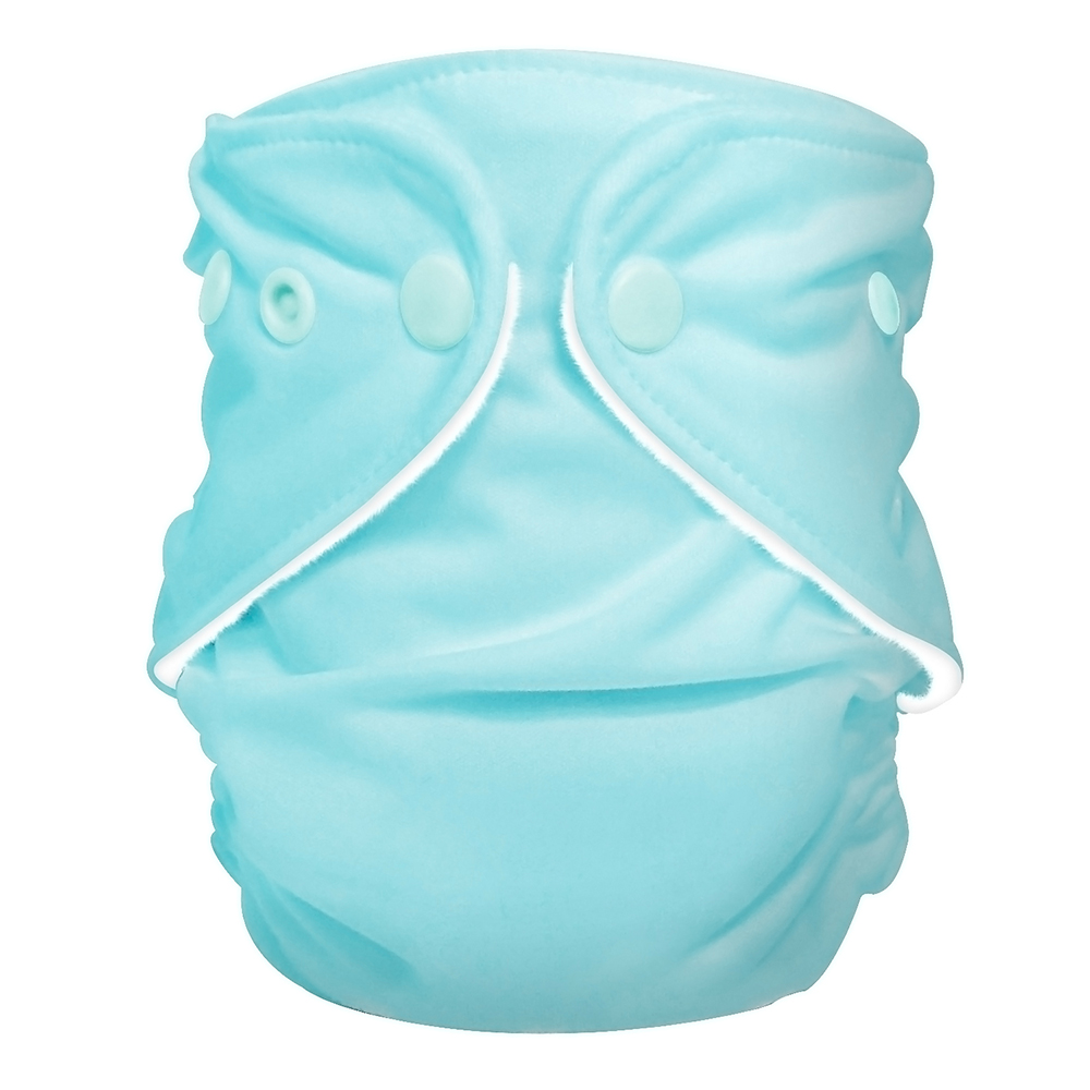 fuzzibunz first year adjustable diaper - Calypso