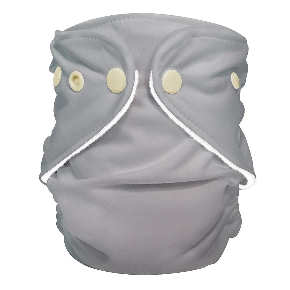 fuzzibunz first year adjustable diaper - Shade