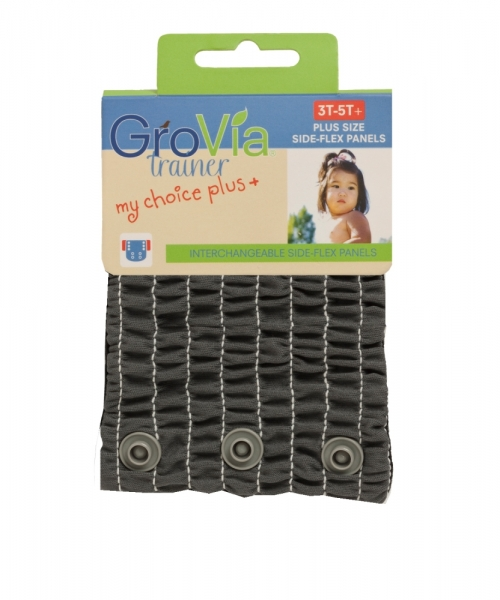 grovia my choice side flex panel for trainers - cloud
