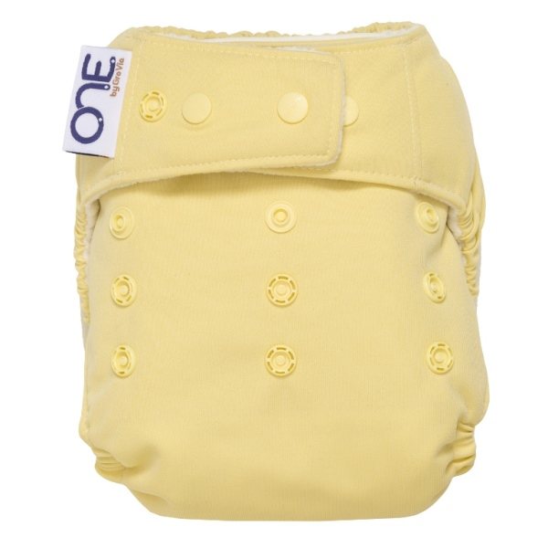 grovia one diaper - o.n.e diaper - chiffon