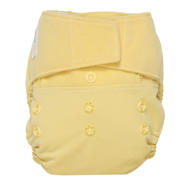 GroVia One Size Cloth Diaper Shell Set - chiffon