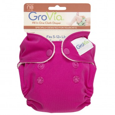 grovia newborn all in one - Lotus