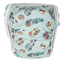 grovia swim diaper - Adventure