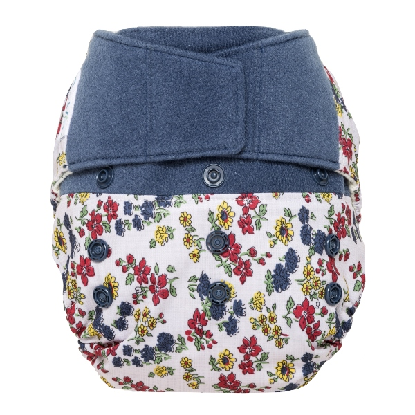 GroVia cloth diaper cover - Calico