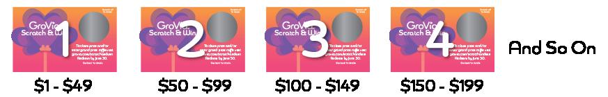 grovia scratch off tickets sale 2