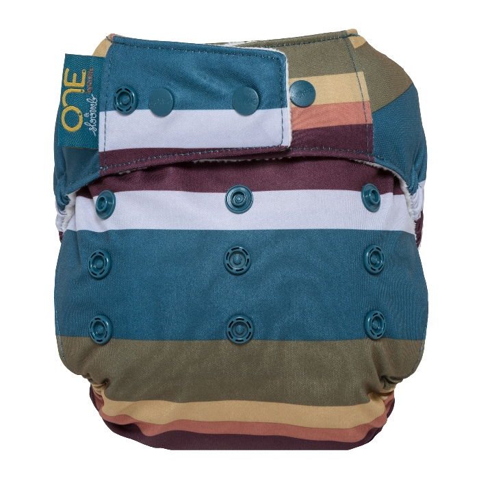 GroVia ONE Cloth Diaper - Jewel