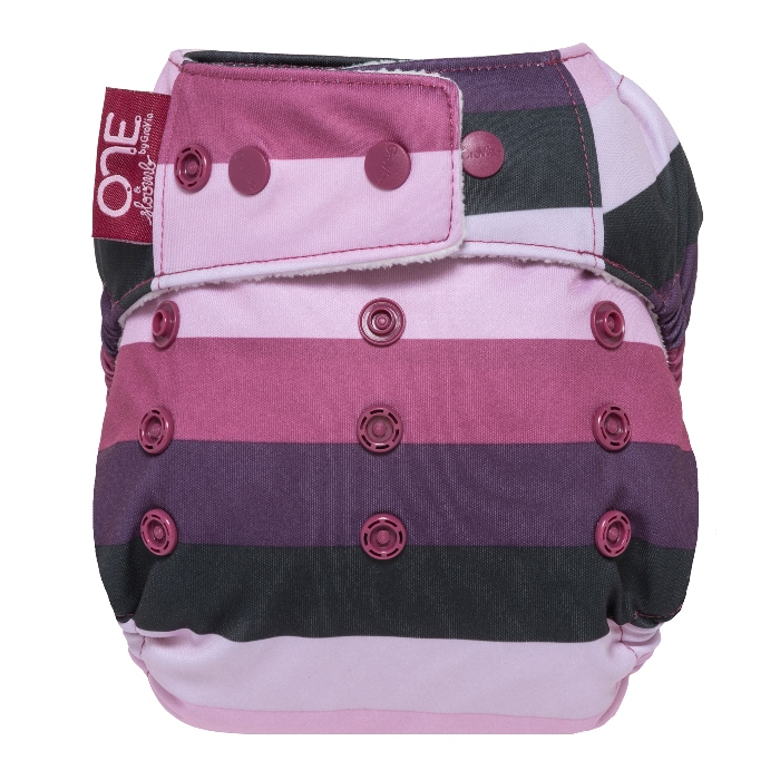 GroVia ONE Cloth Diaper -  Sugar Rush
