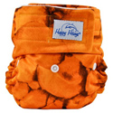 happy heinys one for all one size cloth diaper - giraffe