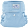 happy heinys mini one size cloth diaper - baby blue