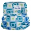 happy heinys mini one size cloth diaper - groovy