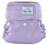 happy heinys mini one size cloth diaper - lavender
