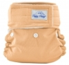 happy heinys mini one size cloth diaper - peach
