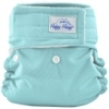 happy heinys mini one size cloth diaper - turquoise
