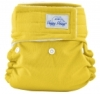 happy heinys mini one size cloth diaper - yellow