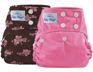 Happy Heinys One Size Reusable Pocket Diaper with Snaps