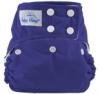happy heinys one size cloth diaper - purple
