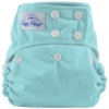 happy heinys one size cloth diaper - turquoise