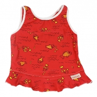 imse vimse tankini tops - red fish