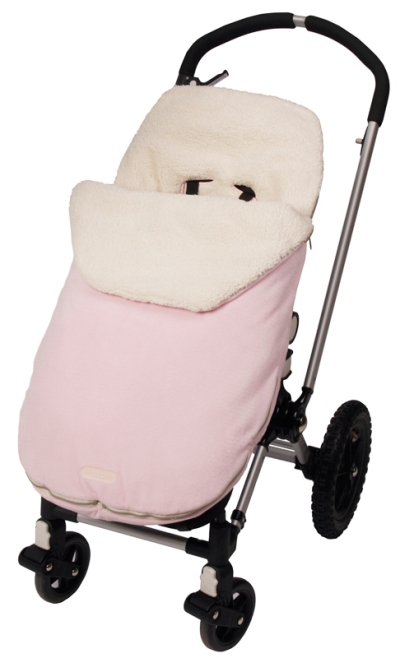 jj cole bundleme toddler pink