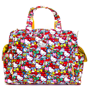 jujube be prepared - hello kitty tick tock