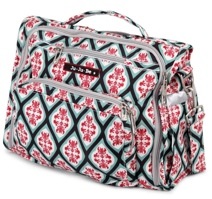 jujube diaper bag bff - dreamy diamonds