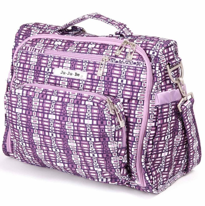 jujube diaper bag bff - jujuberry