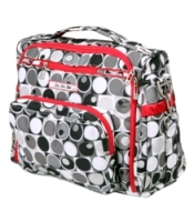 jujube diaper bag bff - midnighteclipse