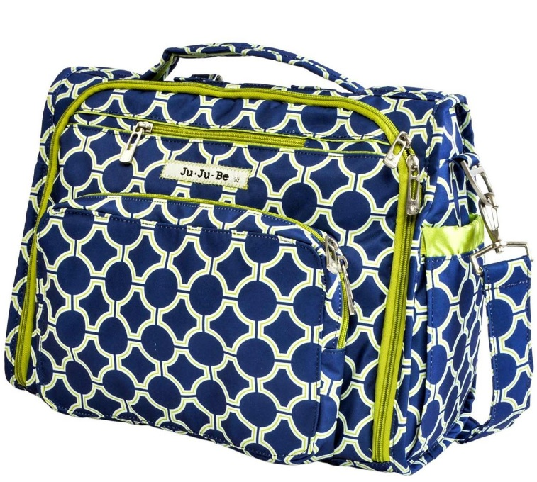 jujube diaper bag bff - royal envy