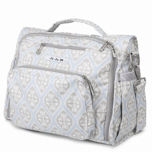 jujube diaper bag bff - powder