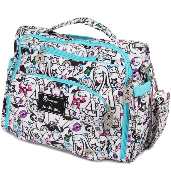 jujube diaper bag bff - td dreams