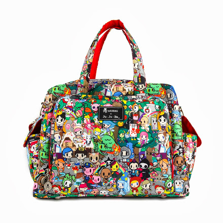 jujube diaper bag be prepared - toki fairytella