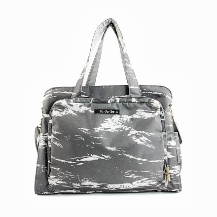 jujube diaper bag be prepared - mister gray