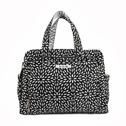 jujube diaper bag be prepared - platinum petals