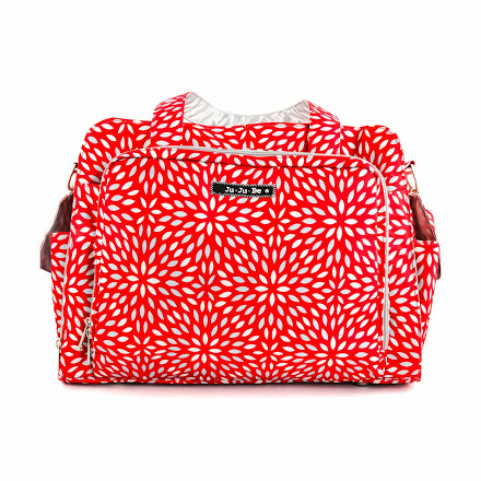 jujube diaper bag be prepared - scarlet petals